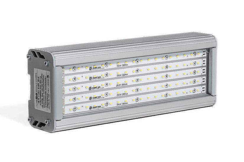 Промышленный светодиодный светильник Бриз ЭК