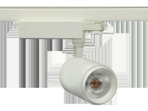 Трековый светодиодный светильник Tempo 3 LED для освещения магазинов