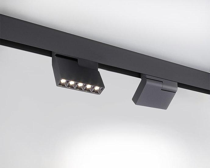 Светильник для магнитного шинопровода Mag.Sense.Focus.34 от 10 W до 30 W