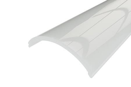 Рассеиватель матовый поликарбонат LRM-40-2 для профиля из аллюминия