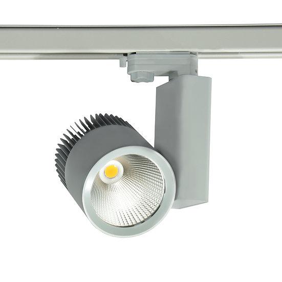 Трековый светодиодный светильник Polaris LED для освещения магазинов