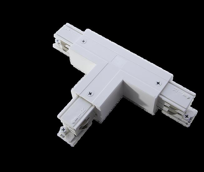 Т-образное соединение для трехфазного трекового шинопровода