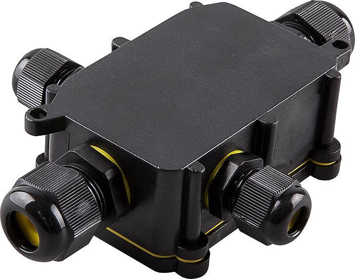 Водонепроницаемая соединительная коробка 4 выхода с 4-х к коннектором
