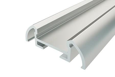 Профиль накладной алюминиевый LP-0926-2 Anod для светодиодной ленты