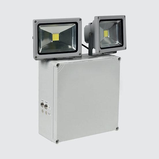 Аварийный аккумуляторный светильник Luch IP65 для аварийного освещения