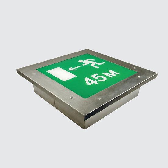 Аварийный аккумуляторный светильник Grot IP66 для аварийного освещения
