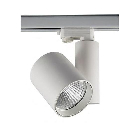 Трековый светодиодный светильник Orion LED мощностью 30 Вт или 40 Вт для освещения магазинов