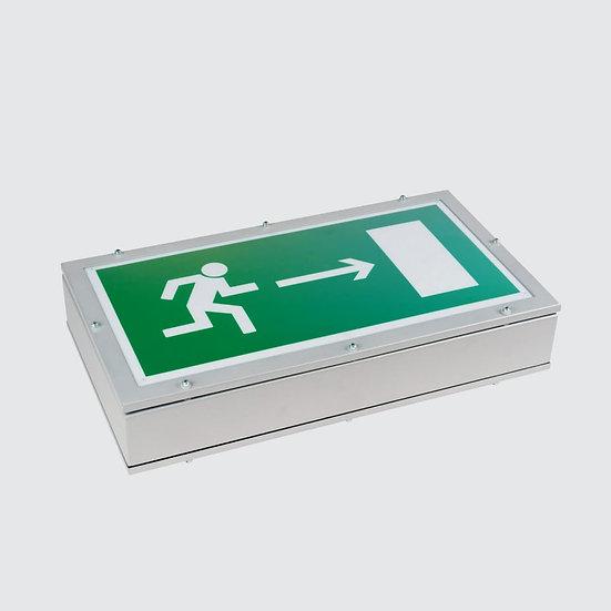 Эвакуационный аккумуляторный светильник Flagman IP65 для аварийного освещения