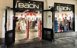 Освещение дисконт-центра BAON