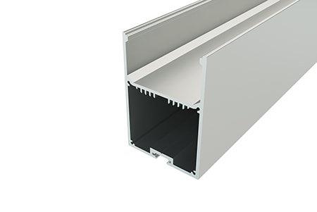 Профиль алюминиевый LP-5050-2 для светодиодной ленты