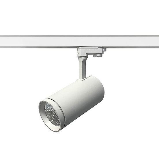 Трековый светодиодный светильник Tempo 4LED 40 W для освещения магазинов