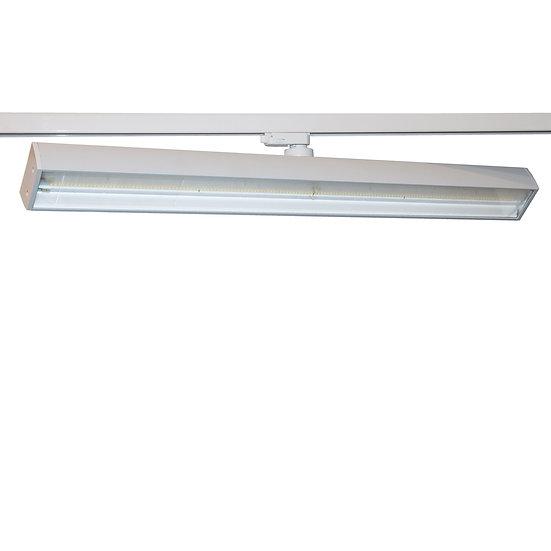 Трековый светодиодный светильник Na-No 800 53 W для освещения магазинов и офисво