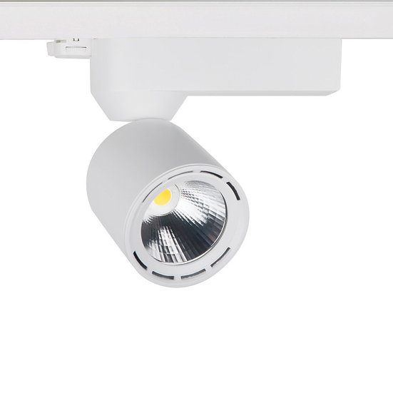 Трековый светильник Lean Track Cyl LED 43 W для освещения магазинов и отелей