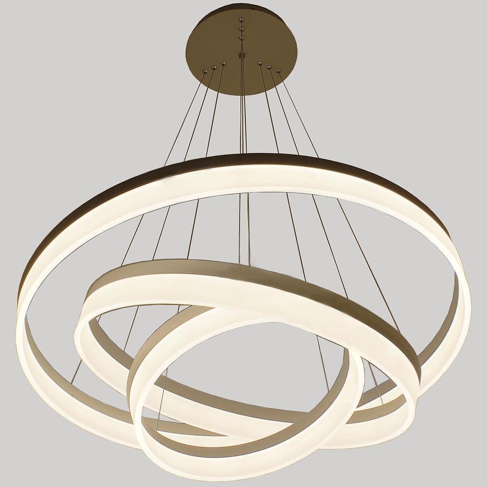 Светодиодная люстра для освещения магазина