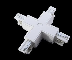 Х-соединение для трекового шинопровода