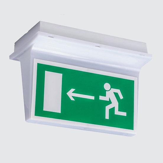 Эвакуационный аккумуляторный светильник Regata IP44 для аварийного освещения