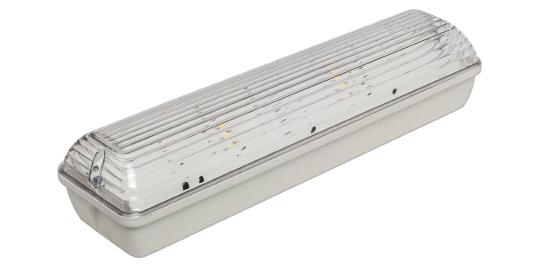 Аварийный аккумуляторный светильник Meteor IP65 для аварийного освещения