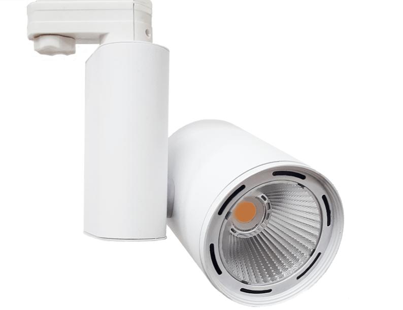 Трековый светодиодный светильник AL Bellatrix мощностью 30 Вт, 35 Вт, 40 Вт, 45 Вт