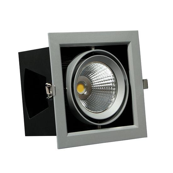 Встраиваемый светодиодный карданный светильник Algol LED