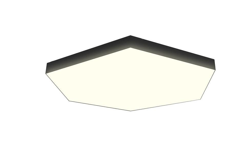Светодиодный светильник HEXAGON S от 16 W до 276 W