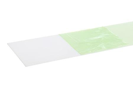 Рассеиватель матовый поликарбонат LRM-100-2 для профиля светодиодной ленты