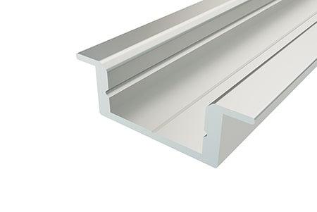 Профиль врезной алюминиевый LPV-0722-2 Anod
