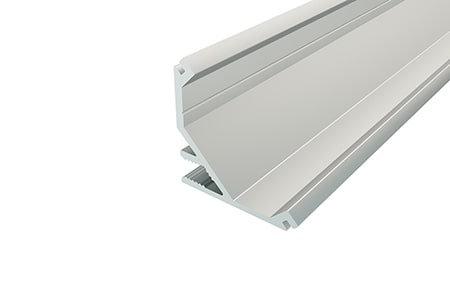 Профиль угловой алюминиевый LC-PUT-1717 Anod для светодиодной ленты