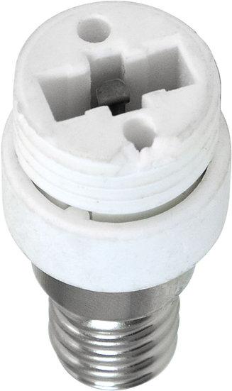 Патрон-переходник для ламп 230V Е14-G9