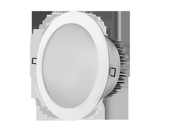 Встраиваемый светодиодный светильник Largo LED 20 matt для освещения магазинов и офисов