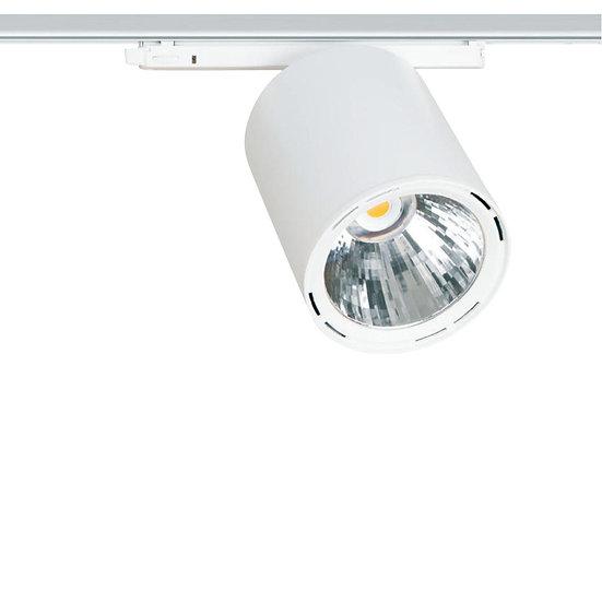 Трековый светодиодный светильник GA16 Reform 32 Вт для освещения магазинов и офисов
