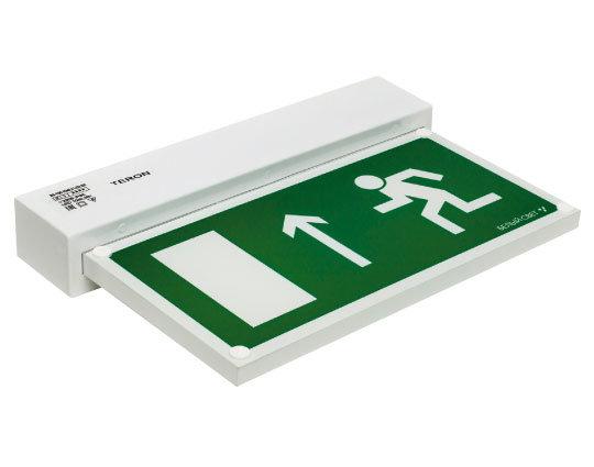 Эвакуационный аккумуляторный светодиодный светильник Teron для аварийного освещения