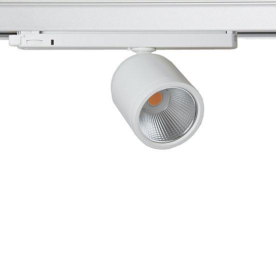 Трековый светодиодный светильник GA16 Casa 28 W для освещения магазинов и офисов
