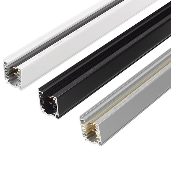 Трехфазный трековый шинопровод Nordic Aluminium XTSC-6 DALI