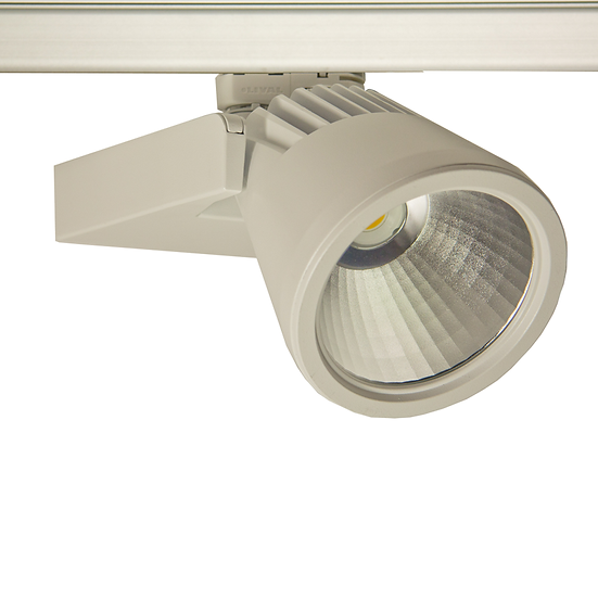 Трековый светодиодный светильник Bandit LED для освещения магазинов