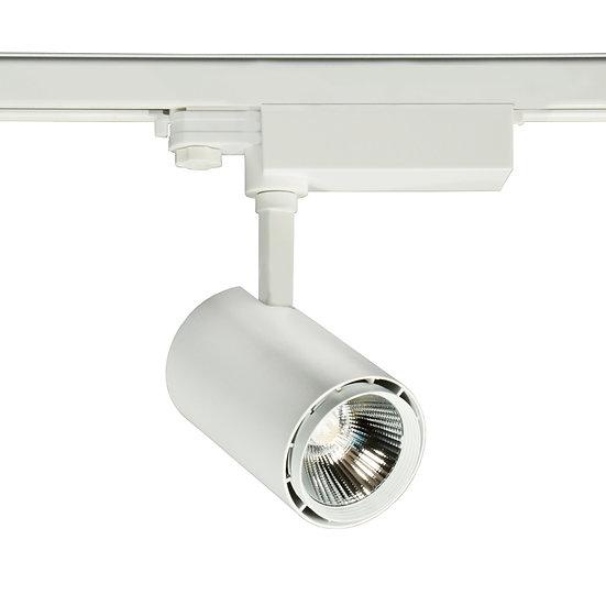 Трековый светильник Wesen LED 30 W для освещения магазинов