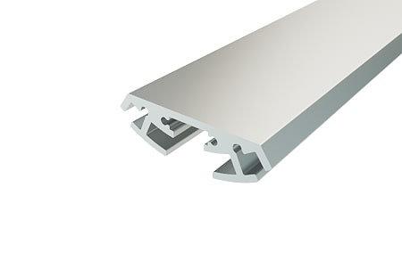 Профиль накладной алюминиевый LP-1135-2 Anod для светодиодной ленты