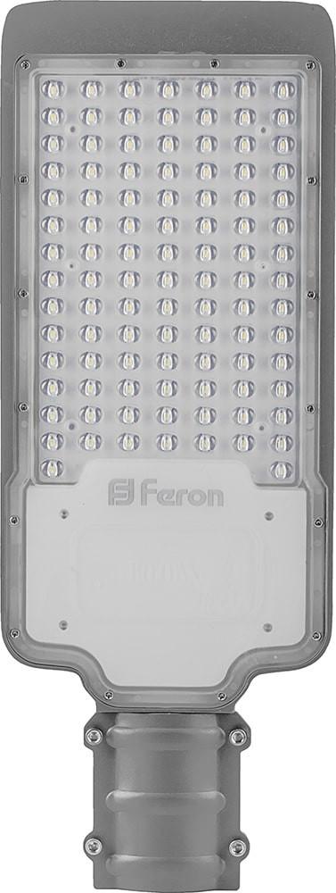 Уличный консольный светодиодный светильник Feron SP2921