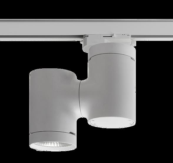 Трековый светодиодный светильник TULPI 22 W для освещения магазинов