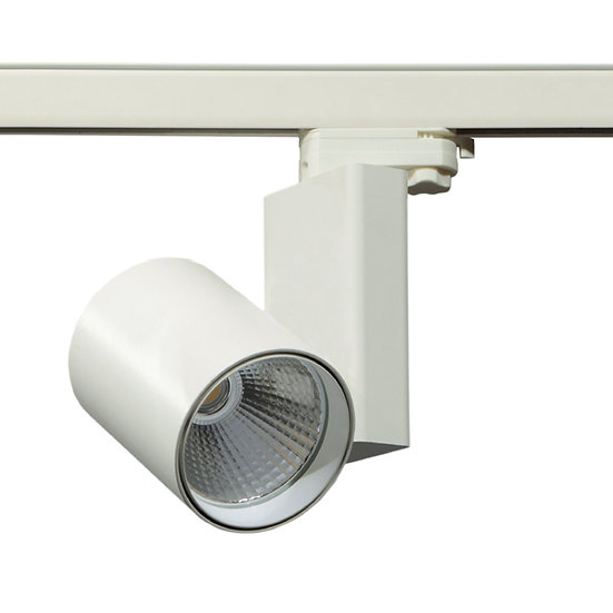 Трековый светодиодный светильник Gliese LED 30 W для освещения магазинов
