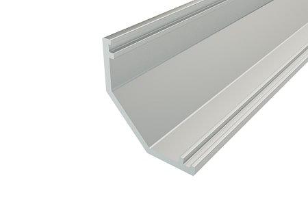 Профиль алюминиевый LSU-1616-2 Anod