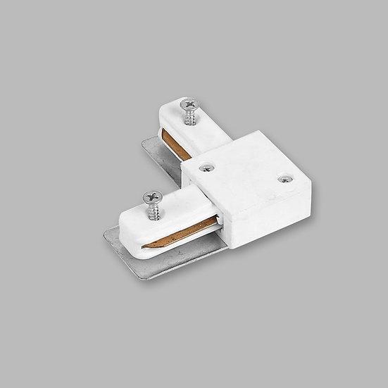 Коннектор угловой для однофазного трекового шинопровода