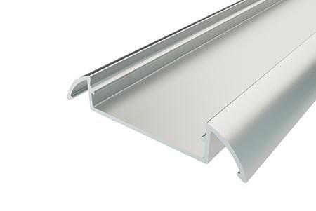 Профиль для порогов алюминиевый LPP-1053-2 Anod