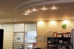 Освещение офиса НЕОФАРМ