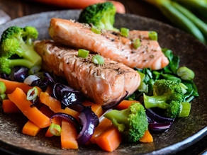 Mediterranean Diet and IBD, CD, & UC