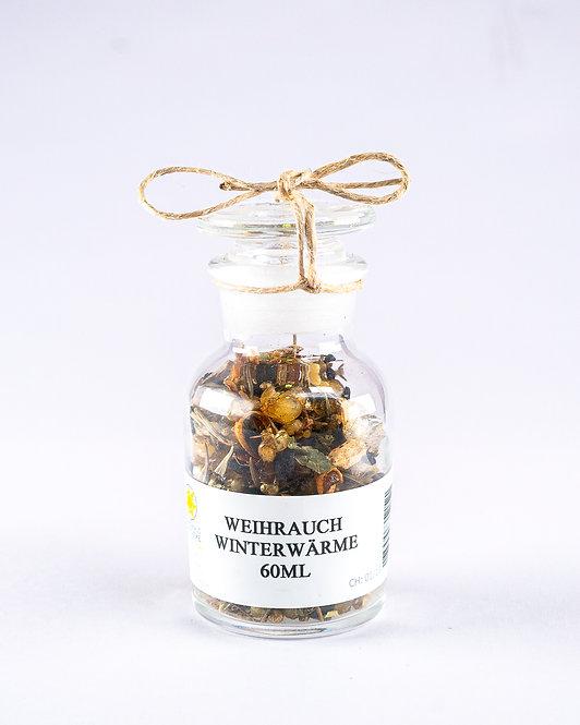 Weihrauch Winterwärme