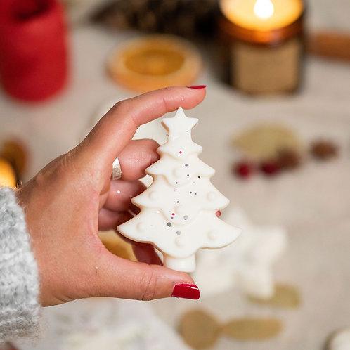 Individual Christmas shaped melts (1 per bag)