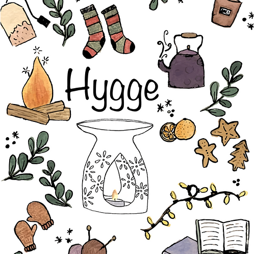 "January's Box  ""Hygge"""
