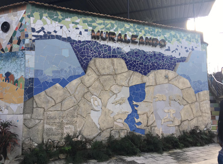 Proyecto Muraleando