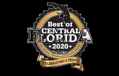 Best of Central Florida 2020 The Ledger Award