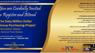 LOCAL BANK INVITATION - TO THE PC REGISTRATION SESSIONS